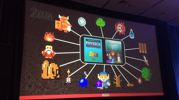 Legend of Zelda - GDC 17