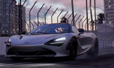 McLaren 720S - Project CARS 2