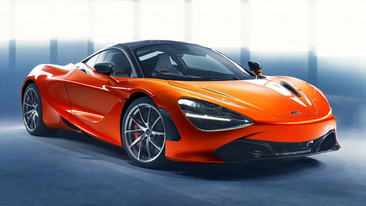 The Mclaren 720s Will Be In Project Cars 2 Thumbsticks