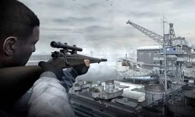 Sniper Elite 4 - DLC