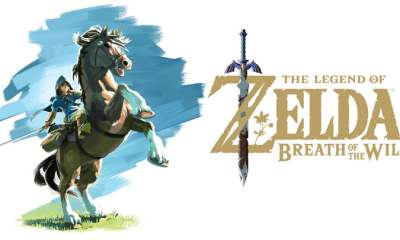 The Legend of Zelda: Breath of the Wild - logo