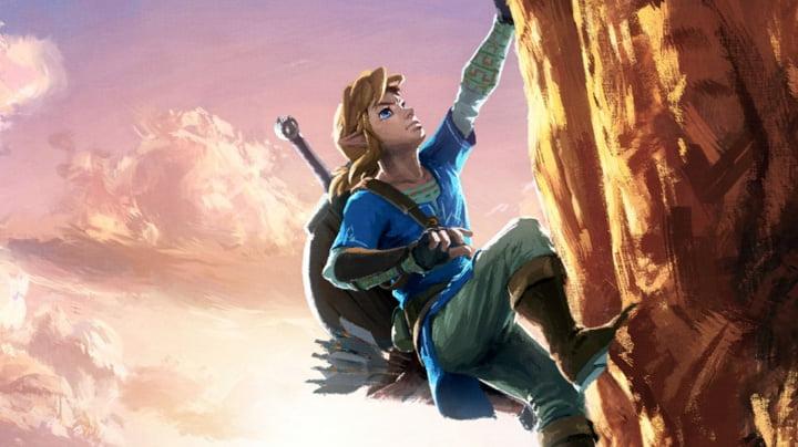 The Legend Of Zelda: Breath Of The Wild - GDC 17