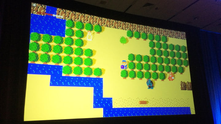 The Legend Of Zelda: Breath Of The Wild - GDC 17