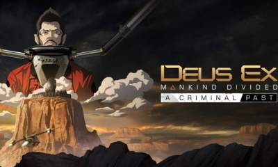 Deus Ex: Mankind Divided - A Criminal Past DLC
