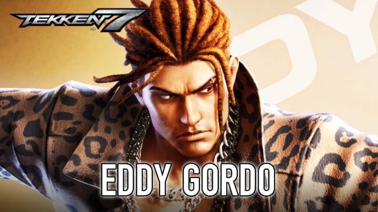 Eddy Gordo Is Back In Tekken 7 Thumbsticks