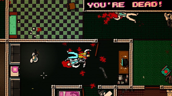 Hotline Miami - You're Dead