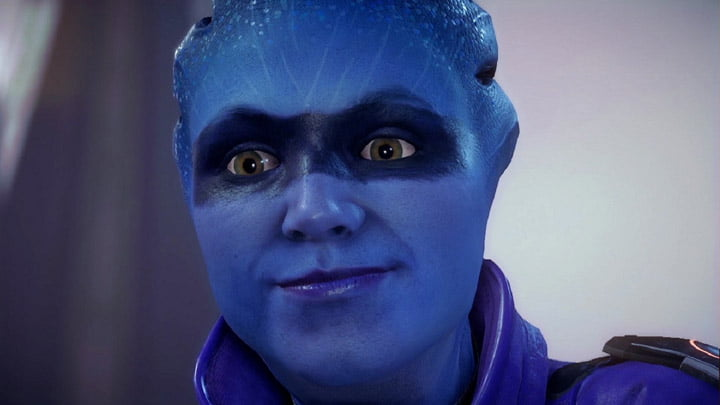 Mass Effect Andromeda - Faces