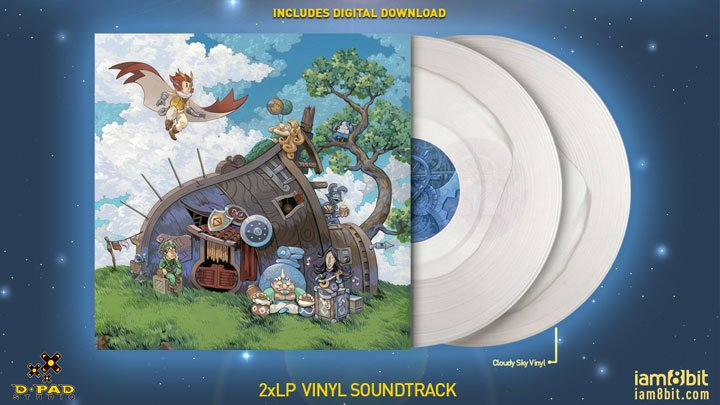 Owlboy - vinyl soundtrack
