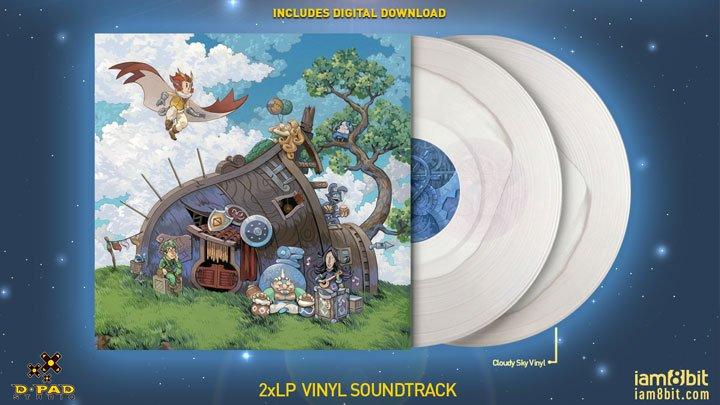 Iam8bit Announce Owlboy Vinyl Soundtrack And Super Cute