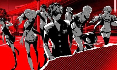 Persona 5 DLC