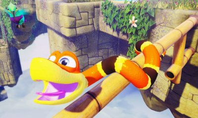 Snake Pass release
