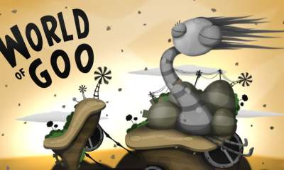 World of Goo - Logo