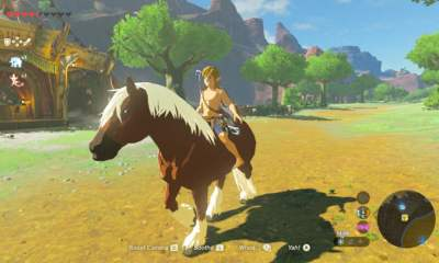 Epona - Breath of the Wild