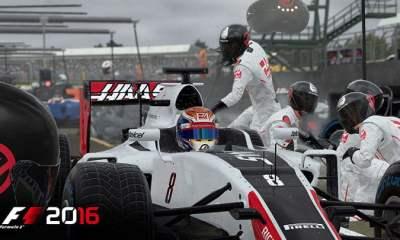 F1 2016 - Apple Mac