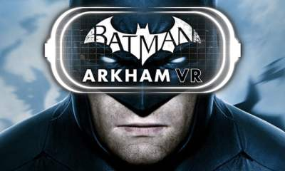 Arkham VR PC version