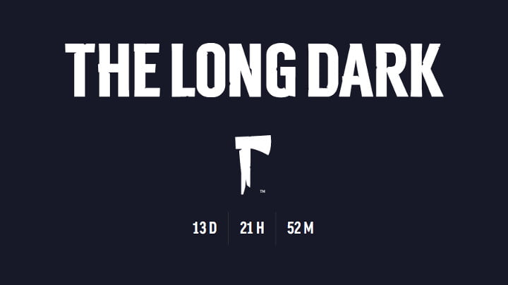 The Long Dark countdown timer