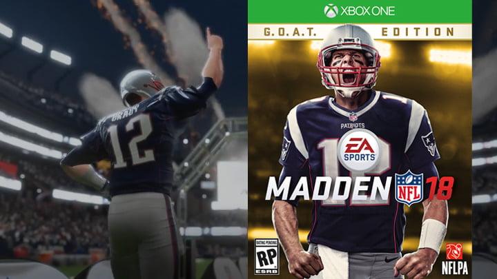 Tom Brady - Madden NFL 18