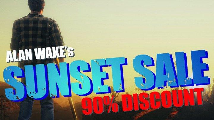 Alan Wake heavy discount