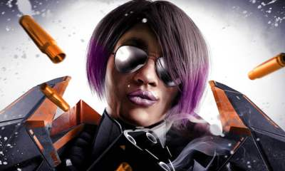 Lawbreakers - Character art