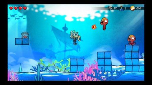 The Dragon's Trap Piranha Man