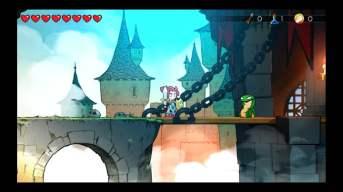 The Dragon's Trap Wonder Girl