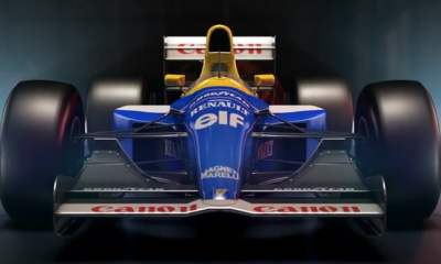 F1 2017 - Williams