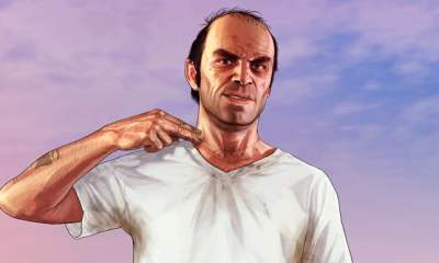 Grand Theft Auto 5 - Trevor Phillips