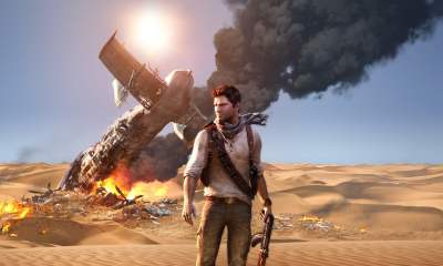 Cinematic video games Uncharted 3