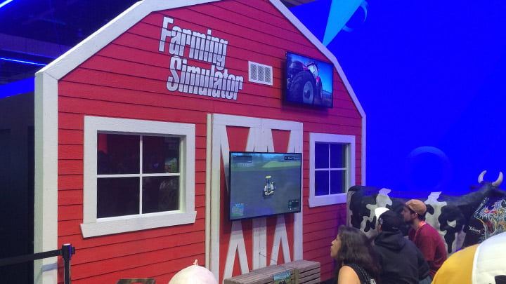 Farming Simulator 18 - E3
