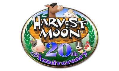 Harvest Moon 20th anniversary - Natsume