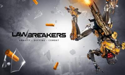 LawBreakers Open Beta