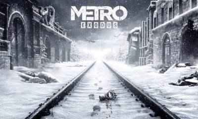 Metro Exodus trailer