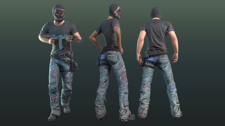 PlayerUnknown's Battlegrounds skins - Twitch Prime members