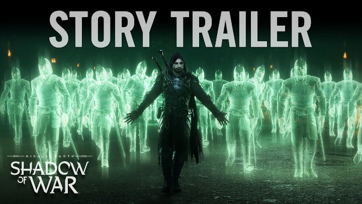 There's a shiny new Shadow of War story trailer – Thumbsticks
