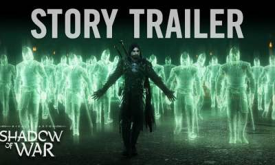 Shadow of War story trailer