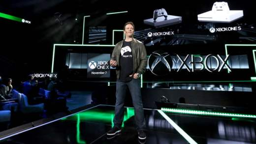 Phil Spencer - E3 2017