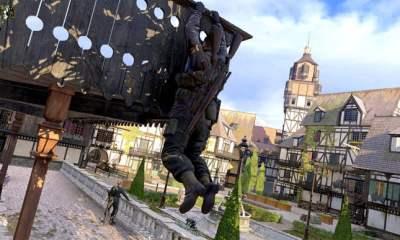 Sniper Elite 4 DLC