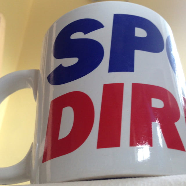 Sports Direct mug