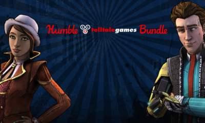 Telltale Humble Bundle