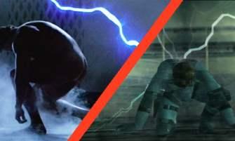 Cut Scenes: Metal Gear Solid 2 vs The Terminator