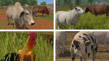 Farming Simulator 17 Platinum Edition - screenshot