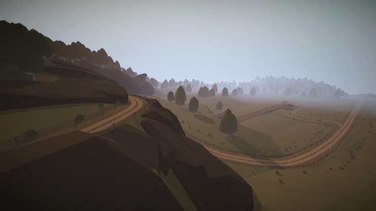 Jalopy landscape