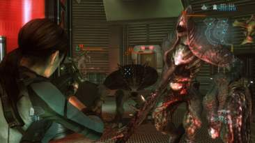 Resident Evil Revelations - PS4 and Xbox One screenshot