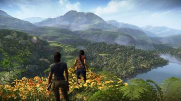 Uncharted The Lost Legacy Chloe and Nadine 02