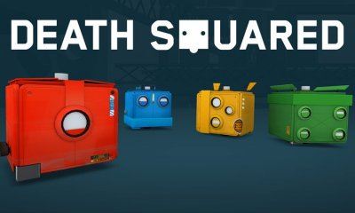 Death Squared - Nintendo Switch