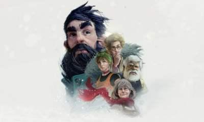 Impact Winter - art