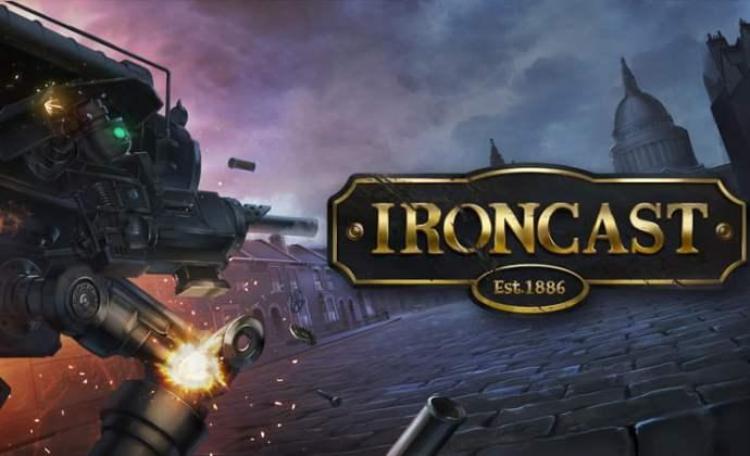 Ironcast - Nintendo Switch logo