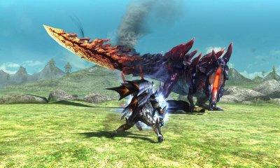 Monster Hunter XX Switch demo