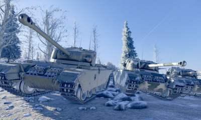 World of Tanks - War Stories