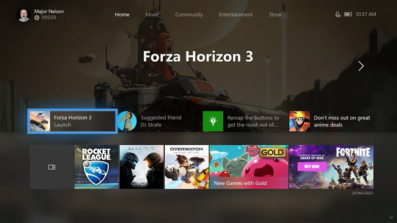 Microsoft is changing the look of Xbox One again
